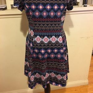 Annabelle Dresses - Annabelle Dress, Plus size 2X
